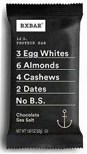 RXBAR Chocolate Sea Salt Protein Bars- 4ct