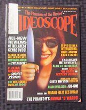 2005 VIDEOSCOPE Horror Movie Magazine #54 FVF Carmen Maura Cover