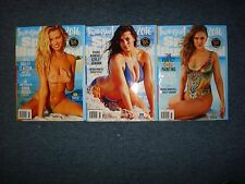 2016 Sports Illustrated SI Swimsuit Magazine All 3 Covers VR Free Ship