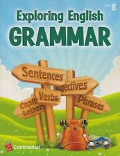 Exploring English Grammar Level E by Continental Press Staff (2017, Paperback)