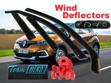 RENAULT CAPTUR 2013 -  5.doors  Wind deflectors  4.pc  HEKO  27186