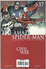 Amazing Spider-Man #537 : Marvel comic book : February 2007