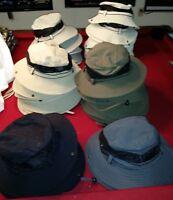 Fishing Hiking Bucket Hot Men Military Boonie Cap Sun Brim Bush Army  Hat