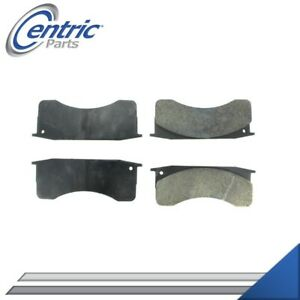 Rear Premium Brake Pads Set Left Right 2010-2015 IC CORPORATION HC INTEGRATED CO