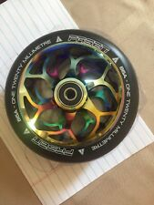 Fasen Scooters - 120mm Pro Scooter Wheel - 120 Scooter Wheel - Neo Chrome Acoote