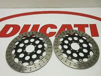 Ducati front brake disc set discs Supersport Monster Superbike 748 916 851