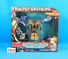 Over-Run With Stunticons Transformers Power Core Combiners 2010 Hasbro Sealed For Sale