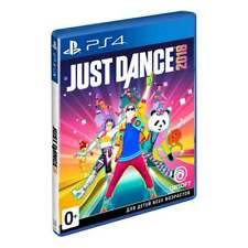 PS4 Just Dance 2018 PlayStation 4 game new region free