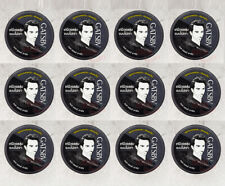 12 x GATSBY Hair Styling Wax Mat and Hard From JAPAN 75 g.