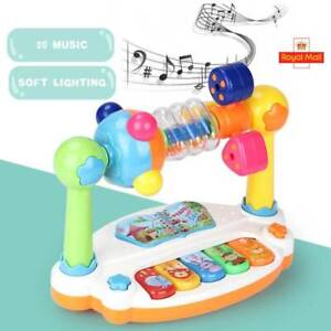 6 To 12 Month Up Musical Learning Rotatable Baby Toys Early Education Activitysa