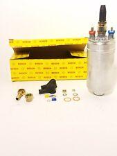 Bosch 044 300LPH Inline External Fuel Pump 60 Day Return E85 0580254044 USA
