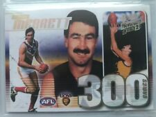 2015 Select Honours 2 300 Game Case Card CC60 Roger Merrett Brisbane, Essendon