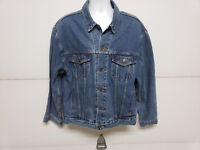 Levis Denim Jacket 70507-4886 Size Extra Large Great Condition