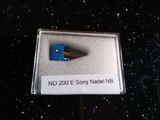 Sony ND 200 E, Sony ND 250 E, Sony ND 30 E   Abtastnadel Nachbau Replika