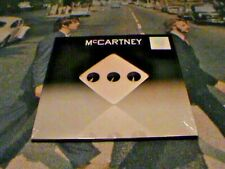 McCARTNEY III ON BLACK  VINYL 2021 PRESSING GERMAN IMPORT 180 GRAM SEALED  MINT