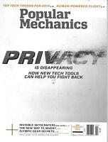 Popular Mechanics Magazine Privacy Human Powered Flight Olympic Gear Secrets