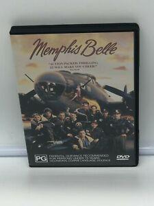 Memphis Belle (DVD, 2000) Very Good Condition Region 4