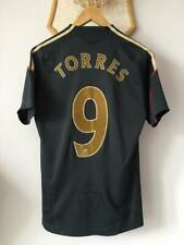 FC LIVERPOOL 2009 2010 AWAY FOOTBALL SOCCER SHIRT JERSEY ADIDAS TORRES #9 ADULT