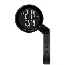 CATEYE QUICK Cycling Wireless Computer Speedometer with Speed Sensor and Bracket