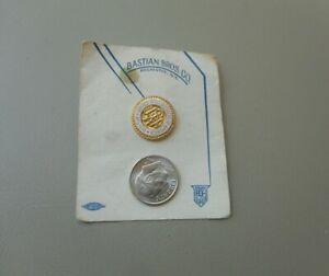 "United Steel Workers of American 1/2"" Hat Lapel Pin Bethlehem PA~Bastian Bros Co"