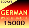 15000 German Website Aurufe Daily 400-500 - Traffic ONLY FOR ADULT SITES