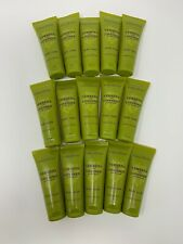 Crabtree & Evelyn Verbena Lavender de Provence Body Wash  Lot Of 15  .8 oz each