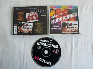 """Johnny & The Hurricanes """"Red river rock"""" REPERTOIRE"""
