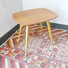 table basse design 1950 1970 scandinave années 50 70 vintage chêne