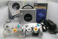 [EXC+5] Nintendo GAMECUBE Console Enjoy Plus Pack Plus include Clear Controller