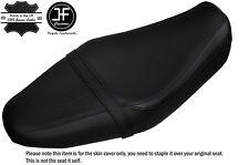 Fibra De Carbono Negro Vinilo Personalizado Se Ajusta Yamaha XSR 700 15-17 Dual Cubierta de asiento