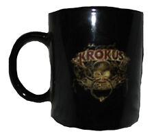 KROKUS - Hoodoo Logo - Coffee Mug - Tasse - Kaffeebecher - Neu