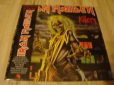 IRON MAIDEN - KILLERS LP Vinyl PICTURE