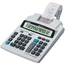 Printing Calculator Adding Machine 2 Color Cartridge Office Tape Tax Prep Casio