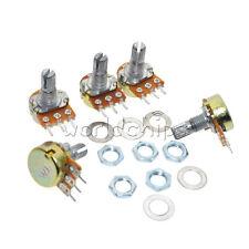 5PCS B20K OHM Linear Taper Rotary Potentiometer 20KB B20K Pot 15MM Shaft 3 Pin
