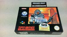 SUPER DROPZONE !!!!!  NUOVO !!!  SUPER NINTENDO