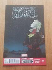Captain Marvel - #10 - April 2013