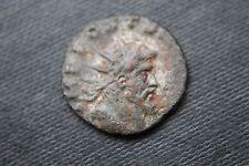 ANTICHI ROMANI ANT BRONZO MEDAGLIA DI aureolo 3rd secolo d.C. zecca di Milano