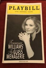 The Glass Menagerie Broadway Previews March 2005 Jessica Lange Sarah Paulson