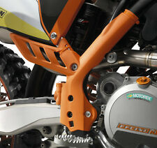 KTM SET PAR PROTECCIONES MARCO NARANJA EXC 08/11 SX 07/10 7730309410004