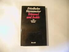 Friedhelm Werremeier Trimmel und Isolde signiert