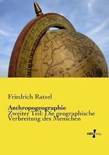 Fachbücher über Anthropogeographie mit im Taschenbuch-Format