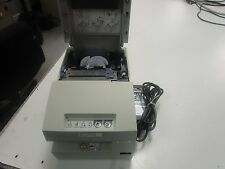 Epson: M146A. Serial POS Printer.  TM-U675 011 w/ Adapter. Refurbished.  Warra<
