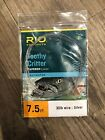 Rio Pike Toothy Critter 7.5ft Tapered Leader Saltwater 30lb Wire Silver