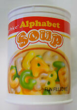 VINTAGE-1987 Fisher Price Fun with Food Replacement Part-Alphabet Soup Container