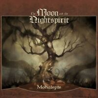 THE MOON AND THE NIGHTSPIRIT - MOHALEPTE (RE-RELEASE+BONUS) (DIGIPAK) 2 CD NEU
