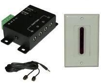 Long Range Remote Control Extender controls 2 devices