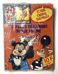 Placid et Muzo Poche n°260 NEUF sous film d'origine avec gadget issu de Pif 1990