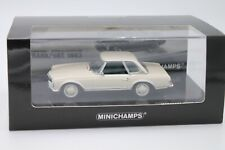 MINICHAMPS * MERCEDES-BENZ MB 230 SL  * PRESENTATION IAA 1963 * 1:43 * OVP
