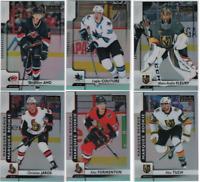 2017-18 O-Pee-Chee Platinum Hockey - Rainbow Parallels - Choose Card #'s 1-200