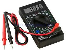 Digital LCD Display AC/DC Tester Voltmeter Ammeter Ohm Diode Digital Multimeter